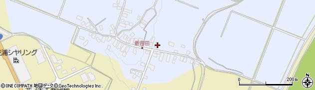 山形県西村山郡河北町新吉田3周辺の地図