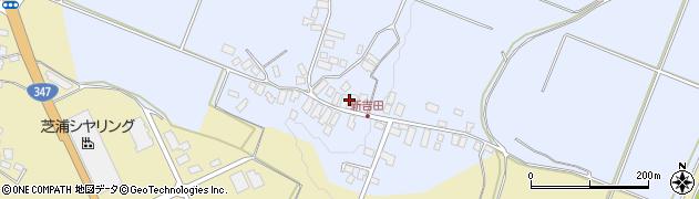 山形県西村山郡河北町新吉田7周辺の地図