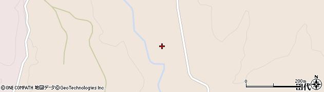 山形県寒河江市田代1068周辺の地図