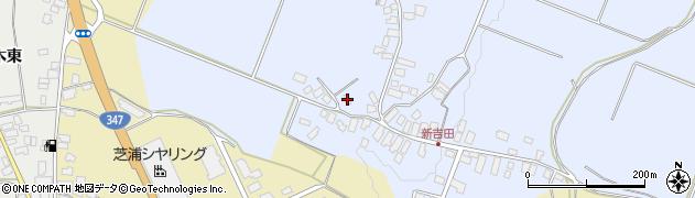 山形県西村山郡河北町新吉田784周辺の地図