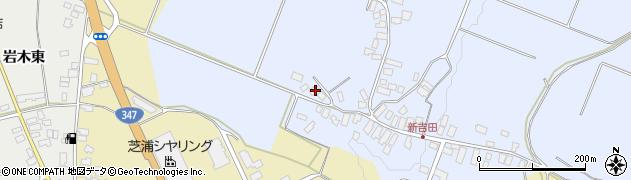 山形県西村山郡河北町新吉田71周辺の地図