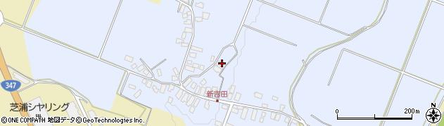 山形県西村山郡河北町新吉田146周辺の地図