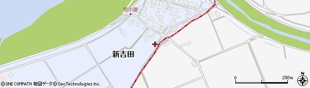 山形県西村山郡河北町吉田1578周辺の地図