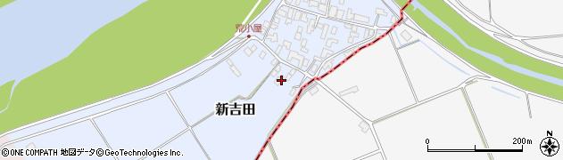 山形県西村山郡河北町新吉田650周辺の地図