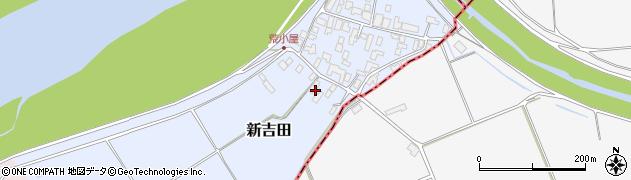 山形県西村山郡河北町新吉田1577周辺の地図