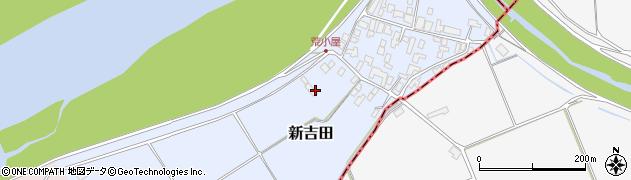 山形県西村山郡河北町新吉田1033周辺の地図