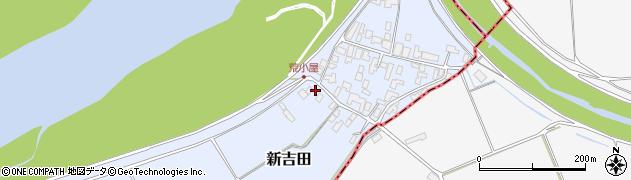 山形県西村山郡河北町新吉田1574周辺の地図