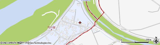 山形県西村山郡河北町新吉田966周辺の地図