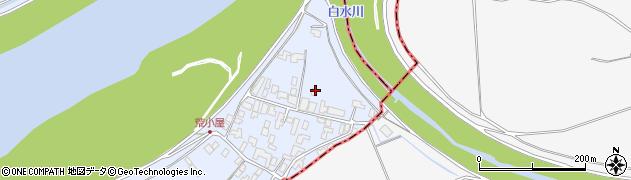 山形県西村山郡河北町新吉田965周辺の地図