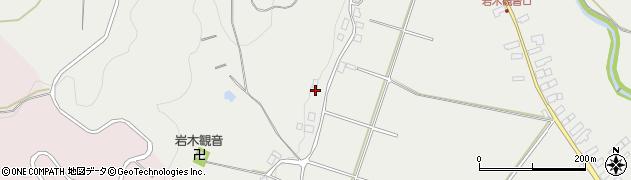 山形県西村山郡河北町岩木586周辺の地図