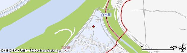 山形県西村山郡河北町新吉田981周辺の地図
