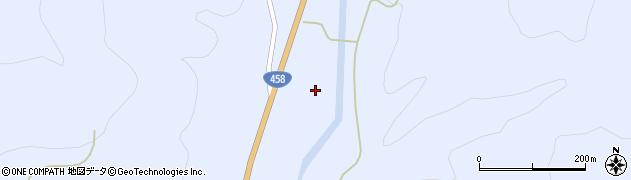 山形県寒河江市幸生久保田周辺の地図