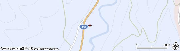 山形県寒河江市幸生木戸口804周辺の地図