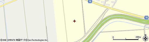 宮城県大崎市鹿島台広長(渕花前)周辺の地図