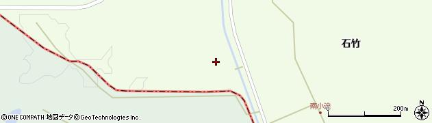 宮城県大崎市鹿島台大迫(井野子屋敷)周辺の地図