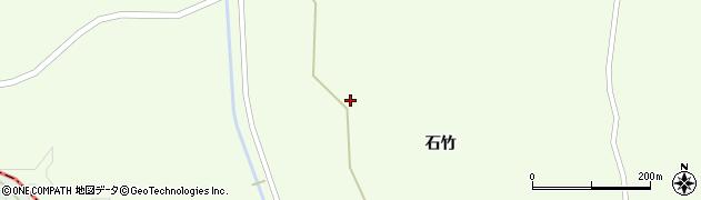 宮城県大崎市鹿島台大迫(大野沢)周辺の地図