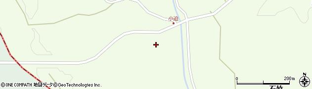 宮城県大崎市鹿島台大迫(古寺屋敷)周辺の地図
