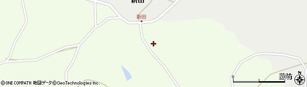 宮城県大崎市鹿島台大迫(六十二番屋敷)周辺の地図
