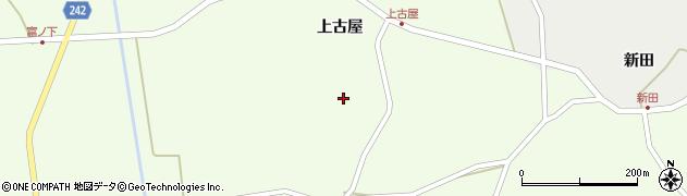 宮城県大崎市鹿島台大迫(中崎)周辺の地図