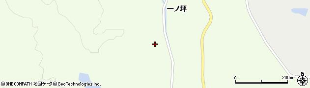 宮城県大崎市鹿島台大迫(一ノ坪畑)周辺の地図