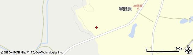 宮城県大崎市鹿島台広長(中長根)周辺の地図