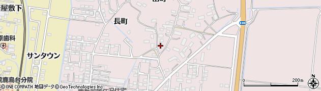 宮城県大崎市鹿島台木間塚(三岳)周辺の地図