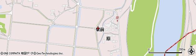 宮城県大崎市鹿島台木間塚(東前)周辺の地図