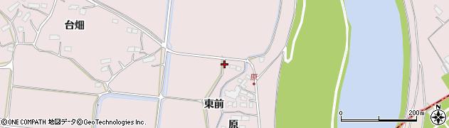 宮城県大崎市鹿島台木間塚(下谷地)周辺の地図
