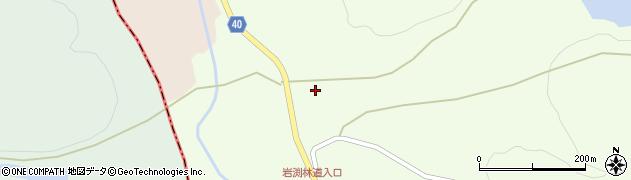 宮城県大崎市鹿島台大迫(柘ノ木沢)周辺の地図