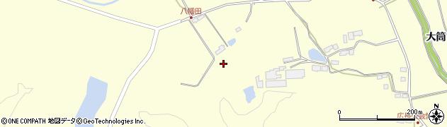 宮城県大崎市鹿島台広長(念仏壇)周辺の地図