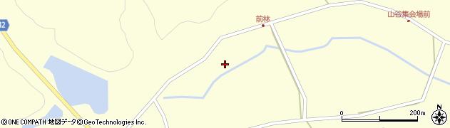 宮城県大崎市鹿島台広長(前田)周辺の地図
