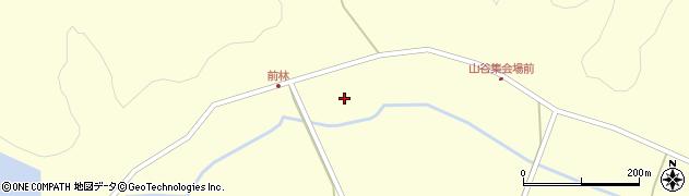 宮城県大崎市鹿島台広長(作田道下)周辺の地図