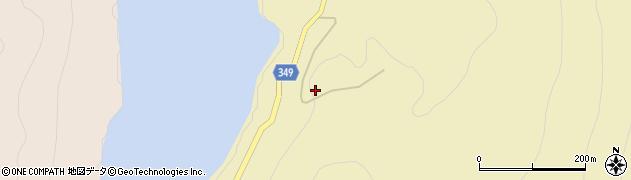 山形県鶴岡市大鳥(勝岡)周辺の地図