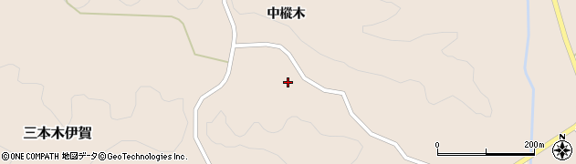 宮城県大崎市三本木伊賀(久治前)周辺の地図