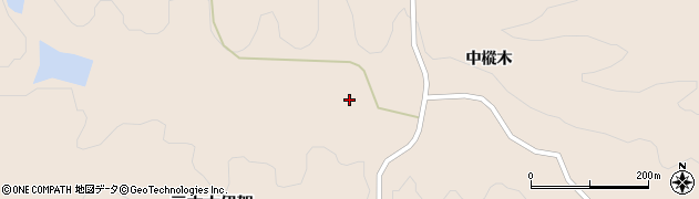 宮城県大崎市三本木伊賀(米蔵前)周辺の地図