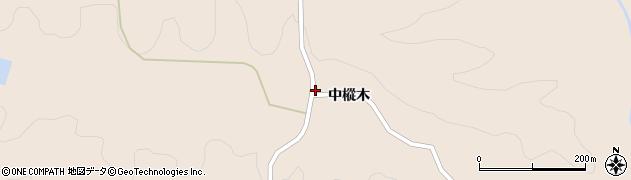 宮城県大崎市三本木伊賀(中樅木)周辺の地図