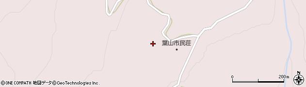 山形県寒河江市白岩2429周辺の地図