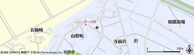 宮城県大崎市鹿島台船越(山ノ内)周辺の地図