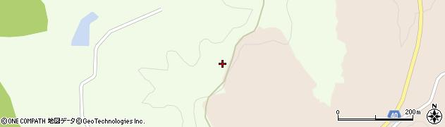 宮城県大崎市三本木伊場野(姥乳)周辺の地図
