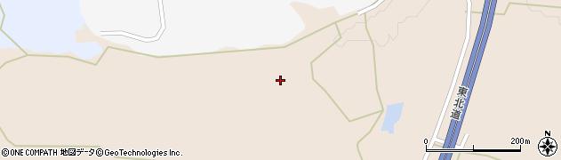 宮城県大崎市三本木伊賀(萱刈庭上)周辺の地図