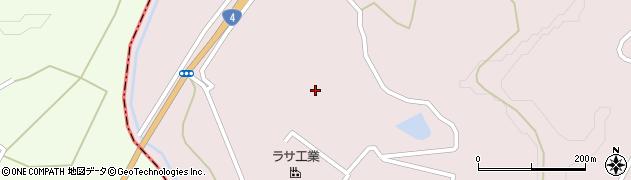 宮城県大崎市三本木音無(山崎)周辺の地図