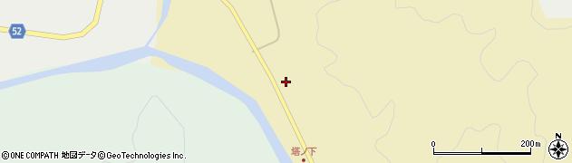山熊田府屋停車場線周辺の地図
