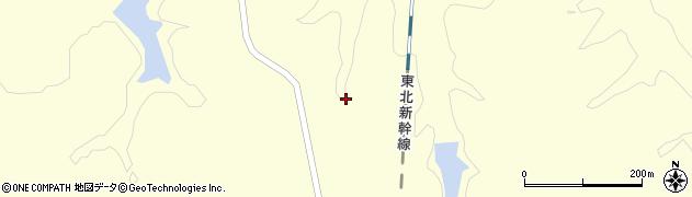 宮城県大崎市三本木桑折(大松沢街道東)周辺の地図