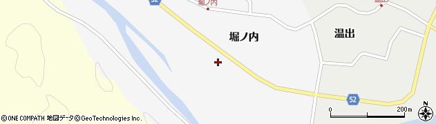 山北関川線周辺の地図