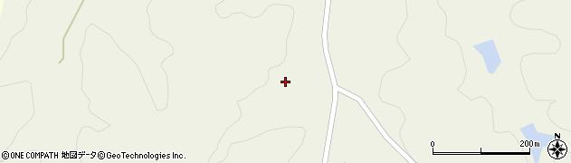 宮城県大崎市三本木秋田(東沢中)周辺の地図