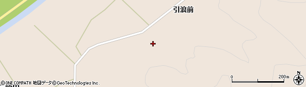 全隆寺周辺の地図