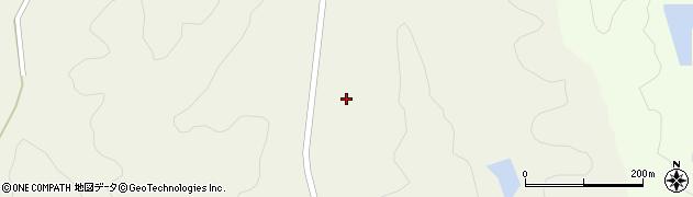 宮城県大崎市三本木秋田(松長根)周辺の地図