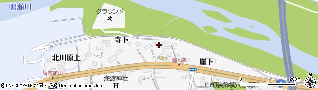 宮城県大崎市三本木蟻ケ袋(川原)周辺の地図