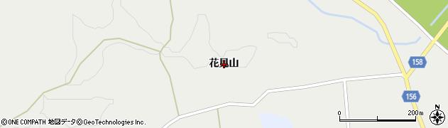 宮城県大崎市三本木斉田(花見山)周辺の地図