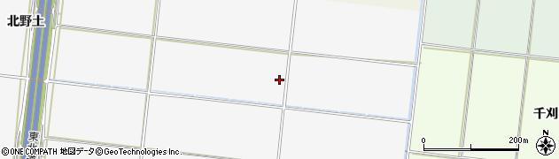 宮城県大崎市三本木新沼(中ノ町)周辺の地図